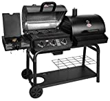 CHARGRILLER Char-Griller 5050 Duo Gas-and-Charcoal Grill