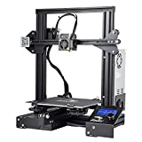 Comgrow Creality Ender 3 Impresora 3D Aluminum DIY with Resume Print 220 * 220 * 250 mm