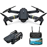 EACHINE E58 Drone con Camara HD 2.0MP 720p Wide Angel Drone con Camara Profesional Drone Video...