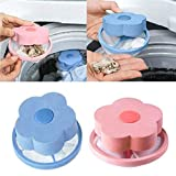floating hair filtering mesh removal for laundry,Floating Washing Machine Filter Washer Lint Trap...