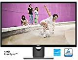 DELL SE2717H  - Monitor LED de 27'( Full HD, 1920 x 1080 Pixeles,IPS) Mate Negro, Plata