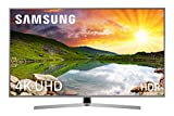 Samsung 50NU7475 - Smart TV de 50' 4K UHD HDR (Pantalla Slim, Quad-Core, 3 HDMI, 2 USB), Color Plata...