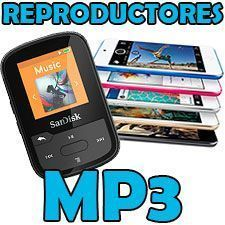 reproductores mp3 baratos