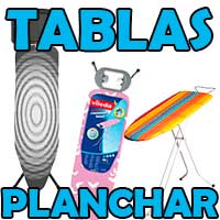 tabla de planchar plegable